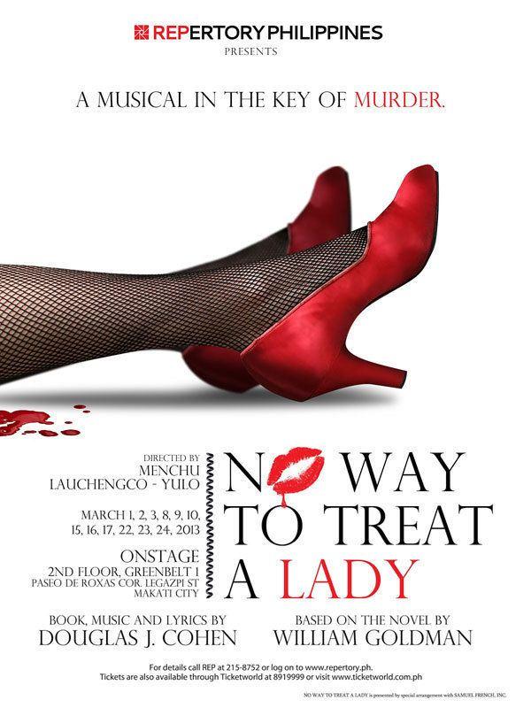 No Way to Treat a Lady (film) No Way to Treat a Lady Douglas J Cohen