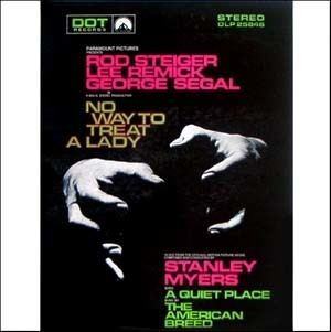 No Way to Treat a Lady (film) No Way To Treat A Lady Soundtrack details SoundtrackCollectorcom