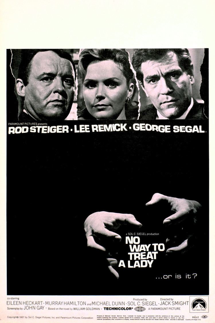 No Way to Treat a Lady (film) wwwgstaticcomtvthumbmovieposters2493p2493p