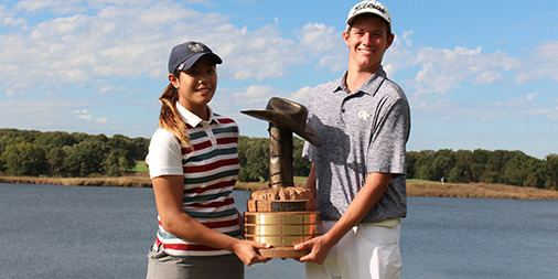Noah Norton Noah Norton and Paphangkorn Tavatanakit win AJGA PING Invitational