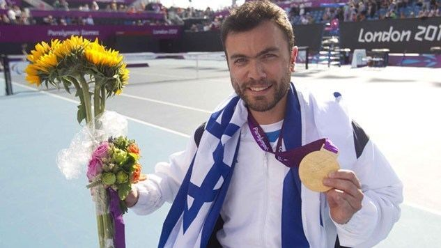 Noam Gershony ITF Tennis WHEELCHAIR Articles Day 8 Gershony wins