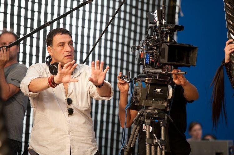 Noam Murro SHH Video Interview with 300 Rise of an Empire Director Noam Murro