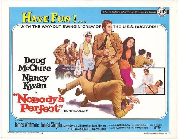 Nobody's Perfect (1968 film) Nobodys Perfect 1968