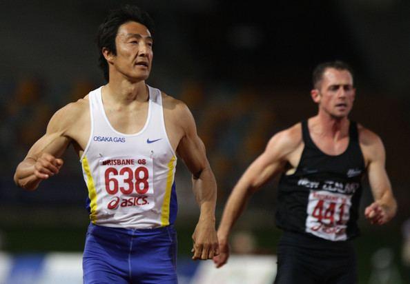 Nobuharu Asahara Nobuharu Asahara Pictures 2008 Australian Championships