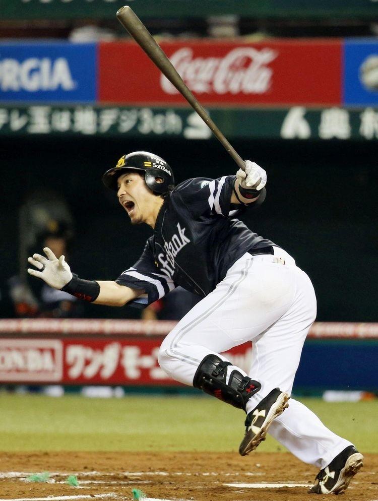 Nobuhiro Matsuda Matsuda sparks Hawks in comeback win over Lions The Japan Times