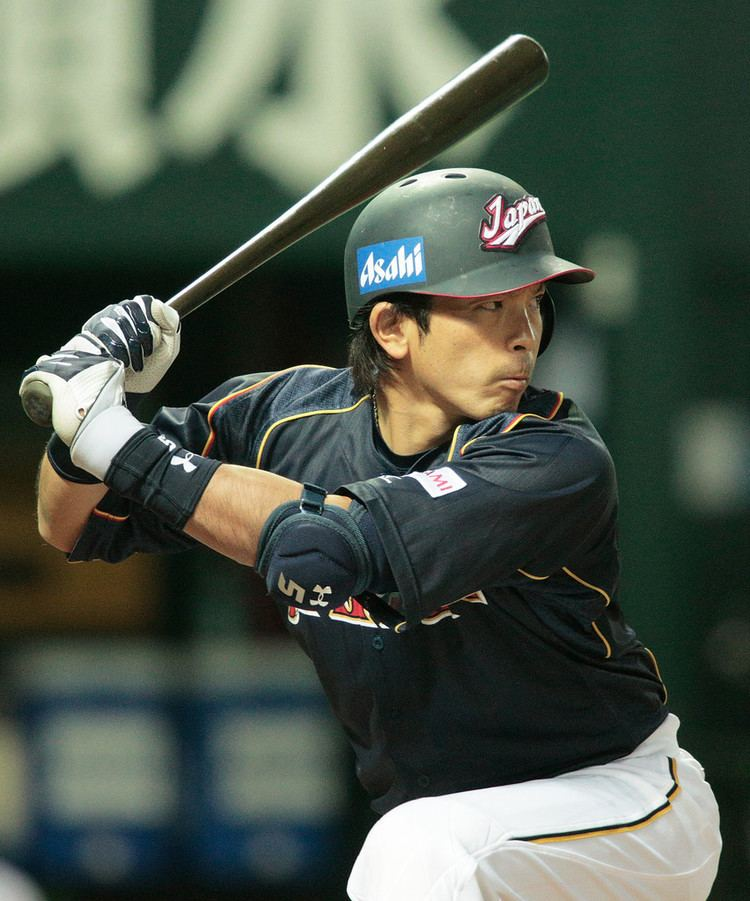 Nobuhiro Matsuda Nobuhiro Matsuda Photos Japan v Cuba World Baseball