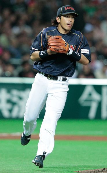 Nobuhiro Matsuda Nobuhiro Matsuda Photos Brazil v Japan World Baseball