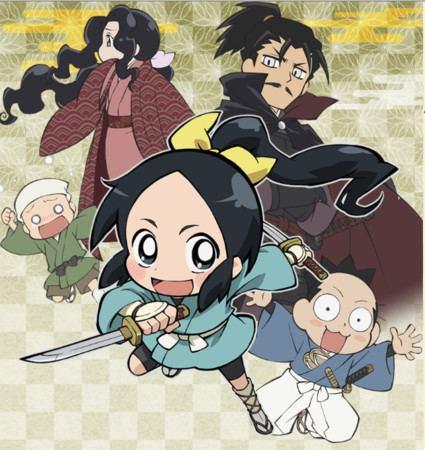 Nobunaga no Shinobi Nobunaga no Shinobi TV Anime Premieres This Fall News Anime News