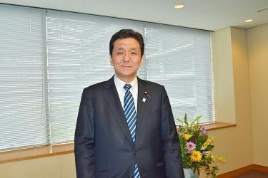 Nobuo Kishi INTERVIEW Kishi urges stronger TaiwanUSJapan ties Taipei Times