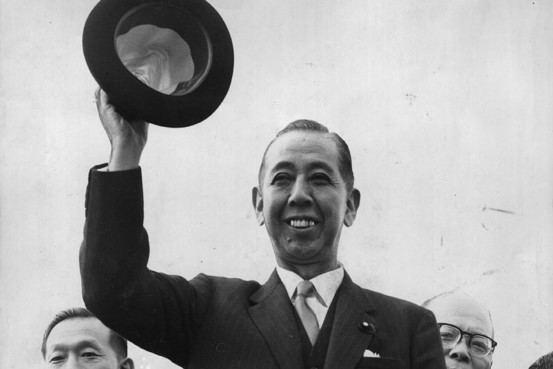 Nobusuke Kishi Abe39s Clash With Asahi Over Military Resonates in History