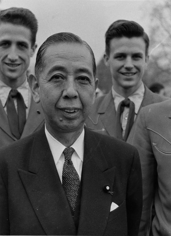 Nobusuke Kishi Nobusuke Kishi Prime Minister of Japan