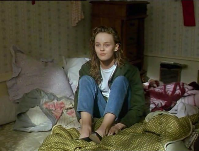 Noce Blanche Muse Vanessa Paradis in Noce Blanche 1989 Lisa Says Gah