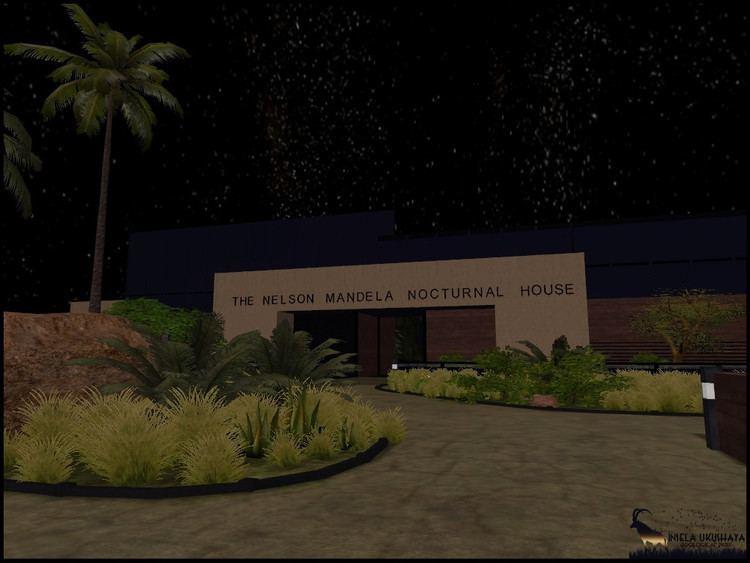 Nocturnal house Exhibit Design Dube Warriors
