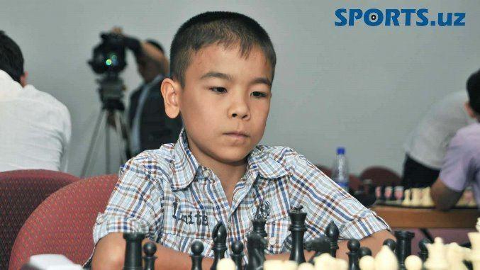 Nodirbek Abdusattorov 9yearold prodigy beats two grandmasters chess24com