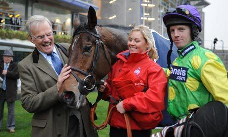 Noel Fehily Noel Fehily booked for King George Chase ride on favourite