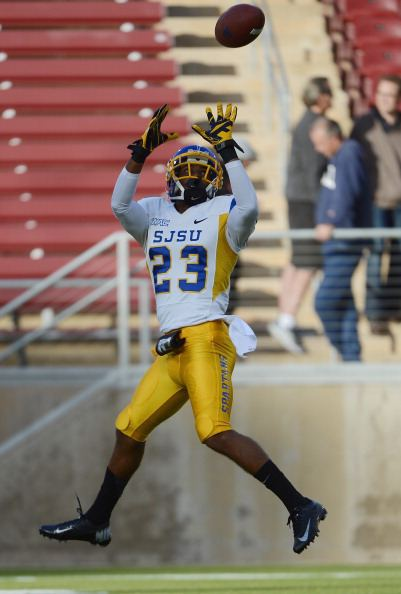 Noel Grigsby SJSU Faces Life Without Star Receiver Beginning Saturday