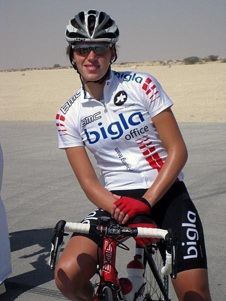 Noemi Cantele Cantele looks towards London and retirement Cyclingnewscom