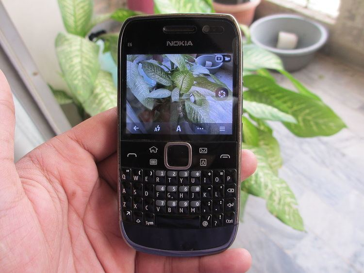 Nokia phone series