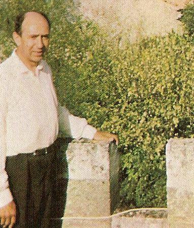 Noël Corbu Noel Corbu bought Saunires domain from Marie Dnarnaud after