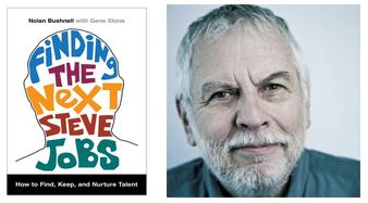 Nolan Bushnell Nolan Bushnell Exclusively Represented By CAL Entertainment