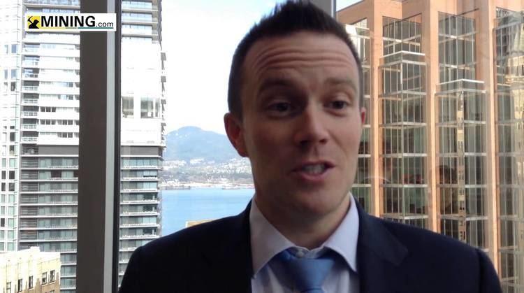 Nolan Watson Nolan Watson CEO of Sandstorm Gold YouTube