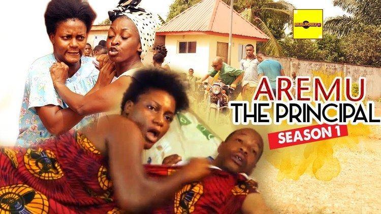 Nollywood 2016 Latest Nigerian Nollywood Movies Aremu The Principal 1 YouTube