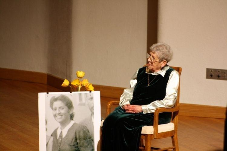 Noémi Ban Holocaust Survivor Nomi Ban to Speak at Western Washington