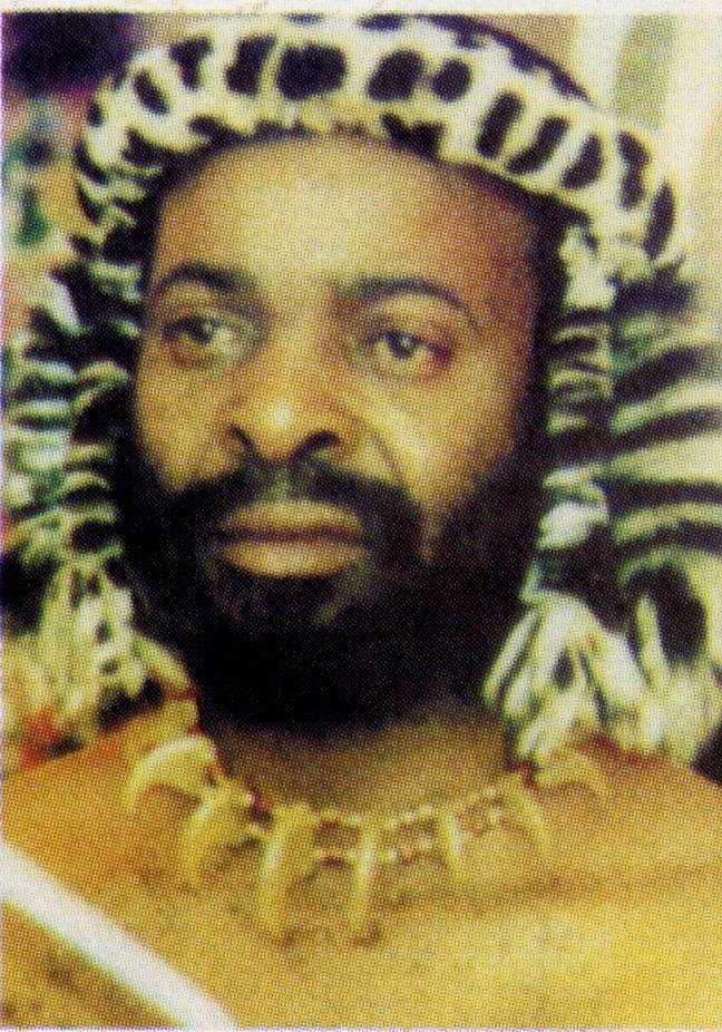 Nongoma in the past, History of Nongoma