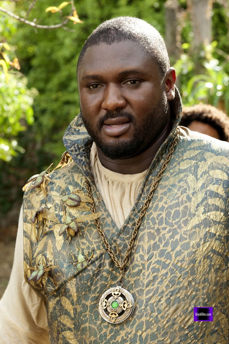 Nonso Anozie Tumblr of Thrones First Look at Nonso Anozie as Game of