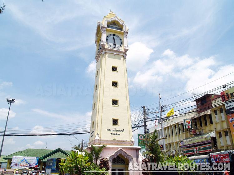 Nonthaburi Province Tourist places in Nonthaburi Province