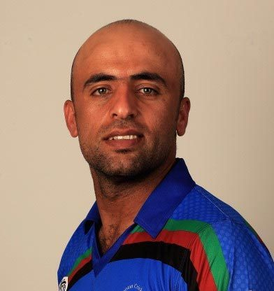 Noor Ali Zadran Latest News Photos Biography Stats Batting