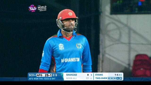 Match Hero Noor Ali Zadran