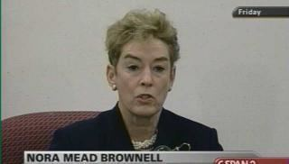 Nora Mead Brownell Nora Mead Brownell CSPANorg