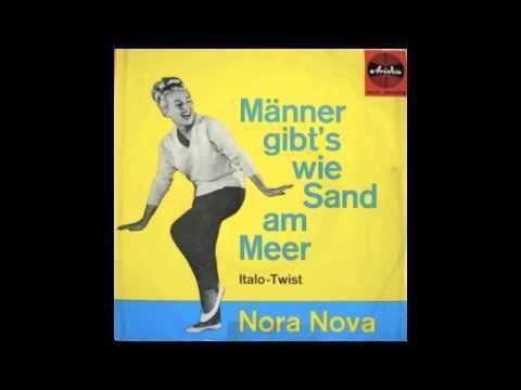 Nora Nova NORA NOVA Mnner gibts wie Sand am Meer YouTube