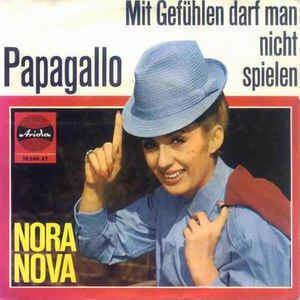 Nora Nova Nora Nova Papagallo Vinyl at Discogs