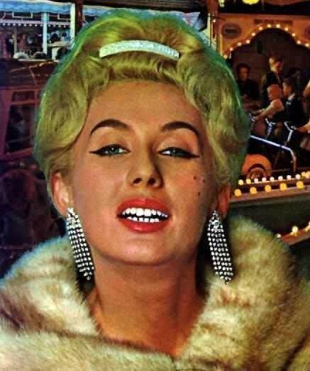 Nora Nova Nora Nova Germany Place 13 Eurovision Song Contest 1964