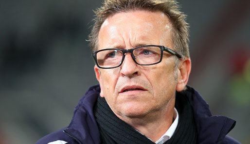 Norbert Meier 2 Liga 19 Spieltag Fortuna Meier warnt vor