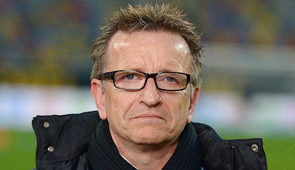 Norbert Meier 2 Liga 24 Spieltag Bielefeld siegt im Kellerduell