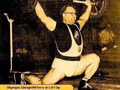 Norbert Schemansky Norbert Schemansky Top Olympic Lifters of the 20th