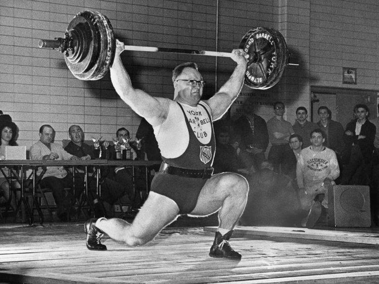 Norbert Schemansky Norbert Schemansky Who Won WeightLifting Gold but Little Applause