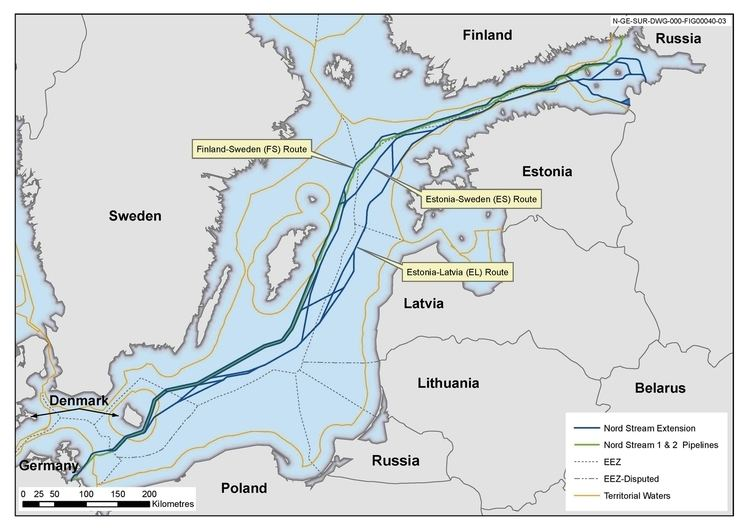 Nord Stream Nord Stream EURACTIVcom