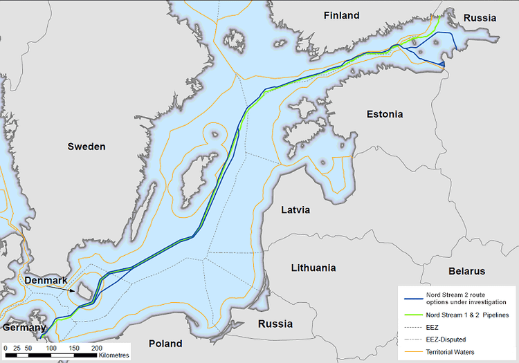 Nord Stream Can Nord Stream 2 be stopped