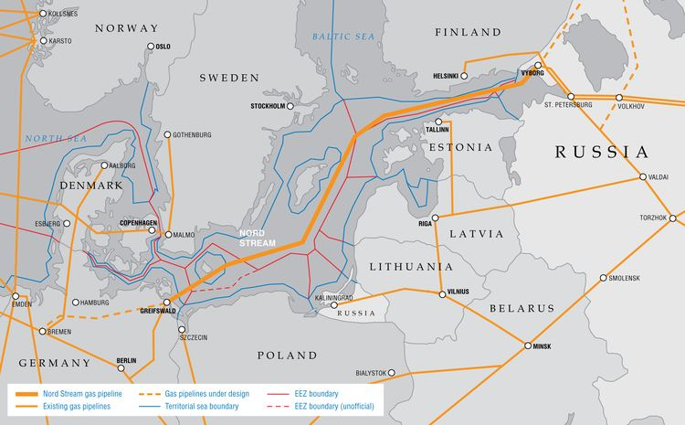 Nord Stream Nord Stream 2 Gas Pipeline Could Pose Risk for Gazprom Oil amp Gas 360