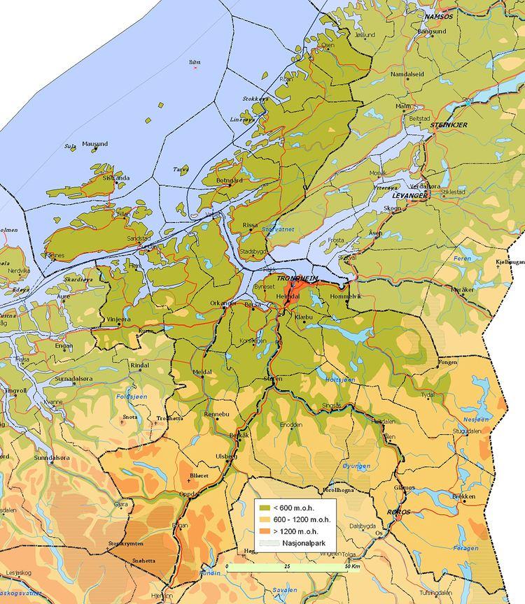 Nord Trondelag Culture of Nord Trondelag