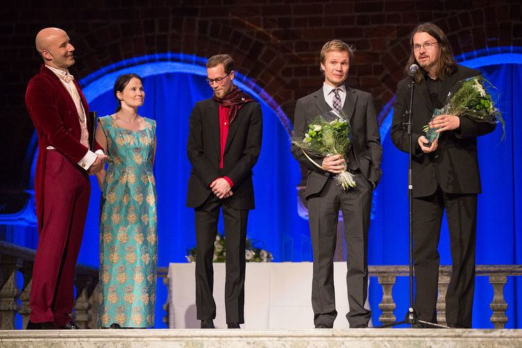 Nordic Council Children and Young People's Literature Prize