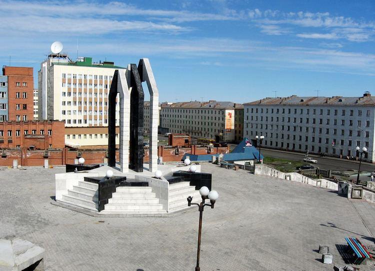Norilsk in the past, History of Norilsk