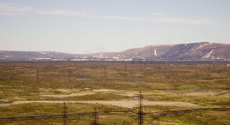 Norilsk Beautiful Landscapes of Norilsk