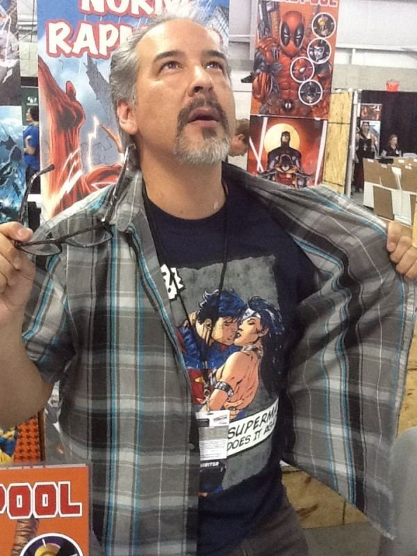Norm Rapmund Norm Rapmund Happy To Wear The Most Controversial Comics TShirt At