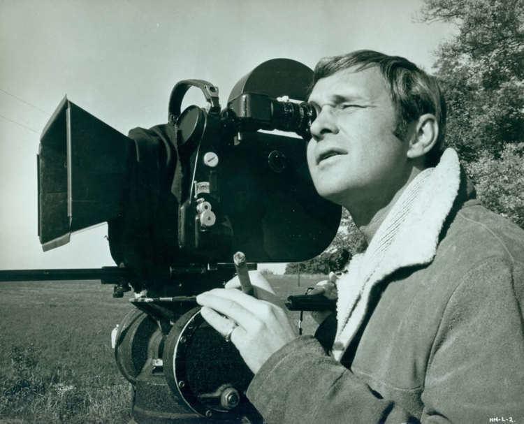 Norman Jewison Norman Jewison Film Cinema The Red List