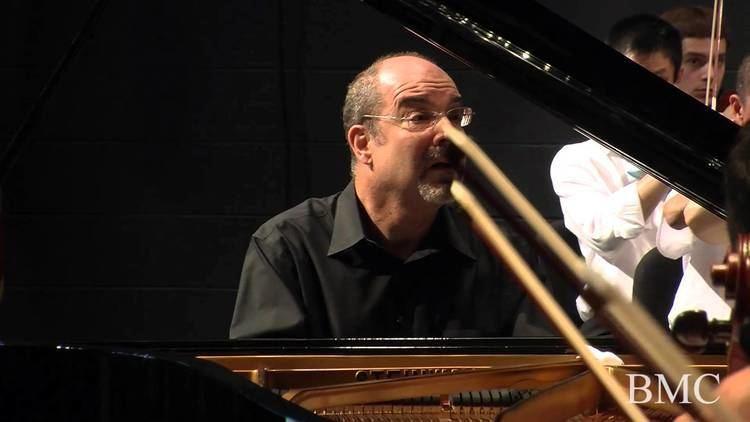 Norman Krieger BEETHOVEN Piano Concerto No 4 in G major Op 58 II Andante con